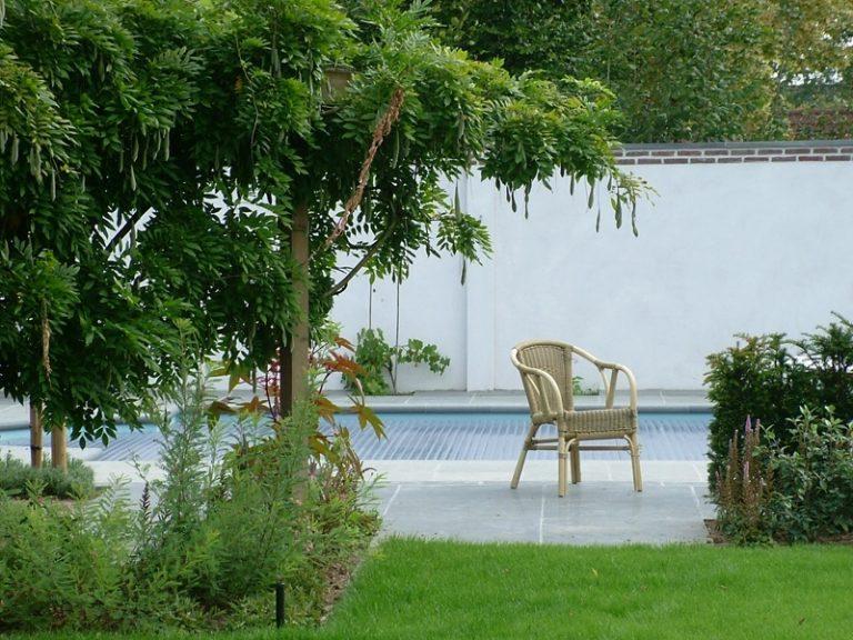 Tuin aanleggen Malden